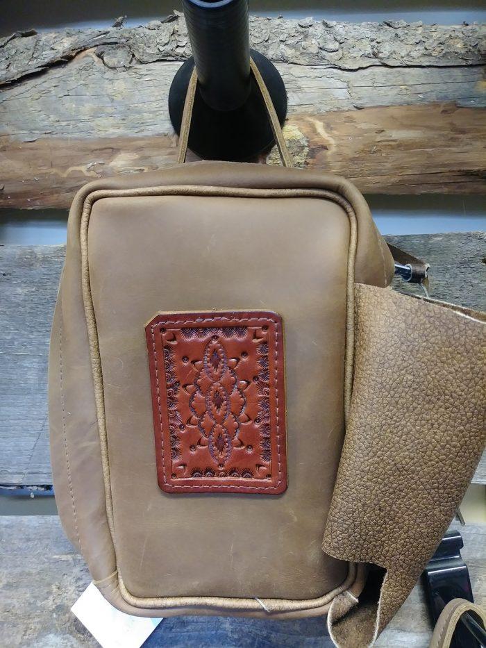 JBS Hornbag with bottle holder