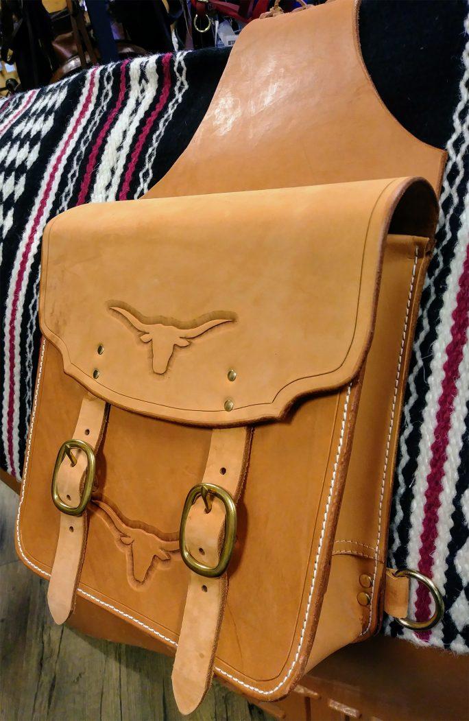 JBS Longhorn Saddlebags