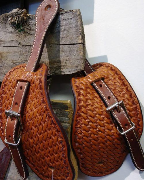 JBS Angle basket spur straps