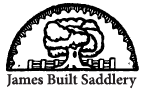 James Built Saddlery Logo